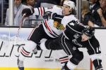 Chicago Blackhawks LA Kings