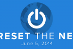 Reset The Net Logo