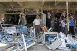Five Car Bombs In Baghdad Kill 26: Police, Medics