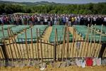 Bosnia Buries 284 War Victims From Death Pit