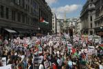 Gaza Rally In London