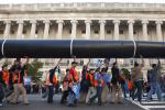 Keystone XL Pipeline Protest 2011