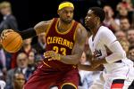 Lebron James with Cleveland Cavaliers
