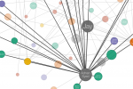 """Screen Shot of """"Serial"""" Podcast Interactive Network Graphic"""