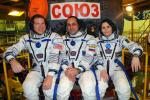 International Space Station Expedition 42 Launch