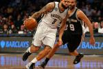 Deron Williams Brooklyn Nets 2014