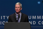 Tim Cook White House Cyber Security Summit