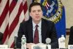 FBI Director James B. Comey, March 25, 2015