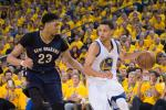 Stephen Curry Anthony Davis