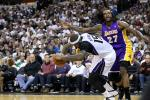 DeMarcus Cousins vs. Lakers