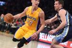 Jeremy Lin Lakers 2015