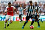 Ayoze Perez newcastle 2015