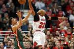 Chicago Bulls forward Taj Gibson