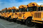 Houston Independent School District bus