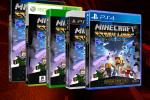 Minecraft Story Mode Retail Copies