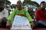 bangladesh blogger protest