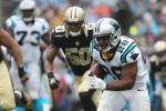 Jonathan Stewart Panthers 2015