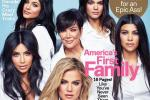 Cosmopolitan America's First Family cover