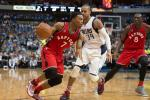 Kyle Lowry vs Dallas