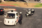 Google Self-driving Car Stopped By Police