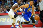 Stephen Curry vs. Chris Paul