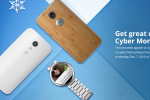Motorola Cyber Monday 2015 deals