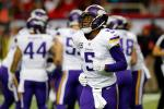 Teddy Bridgewater Minnesota Vikings