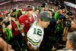 Carson Palmer Aaron Rodgers