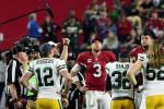 Cardinals Packers coin flip