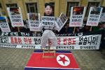 North Korea South defectors, missile nuclear human rights
