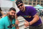 CT and Johnny Bananas