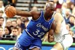 Shaquille O'Neal Orlando Magic