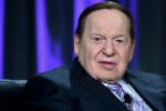 Casino magnate Sheldon Adelson donates $1 million to block Flordia's Amendment 2.