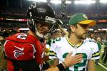 Matt Ryan Aaron Rodgers