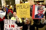 Impeach Trump protests