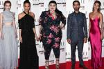 Eleanor Tomlinson, Thandie Newton, Beth Ditto, Riz Ahmed, Arizona Muse
