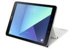 Tab S3_with White Book Cover