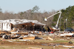 There were 22 tornadoes to touch down in several Midwest states Tuesday.
