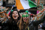 Celebrate St. Patrick's Day at these New York City hot spots.