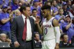 Frank Mason Bill Self Kansas