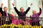 George H.W. Bush Through The Years