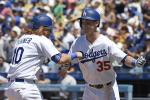 Cody Bellinger LA Dodgers