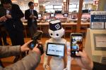 Softbank's humanoid robot Pepper
