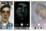 halloween face filters insta