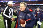 Bill Belichick NE Patriots