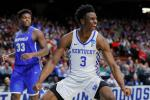Hamidou Diallo Kentucky basketball