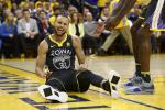 Stephen Curry Warriors Rockets