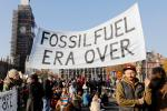Fossil Fuel Protest