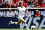 Alex Morgan USA Soccer