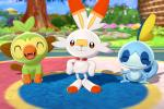 Pokémon Sword and Shield Starter Monsters